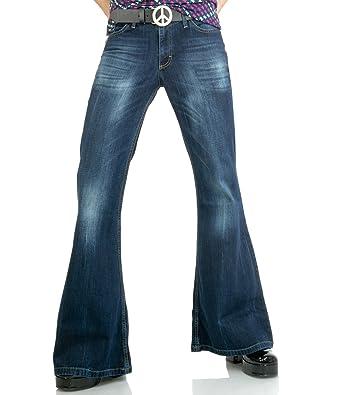 Herren jeans leichter schlag