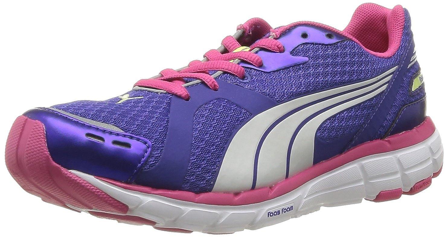 Puma Womens Faas 600 Wn S Running Shoes Bleu (Blue Purple Silver ... ca2a5eceb
