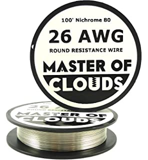 Nichrome 80 100 ft 28 gauge awg resistance wire 032mm 28g 100 nichrome 80 100 ft 26 gauge awg resistance wire 040mm 26g 100 keyboard keysfo Image collections