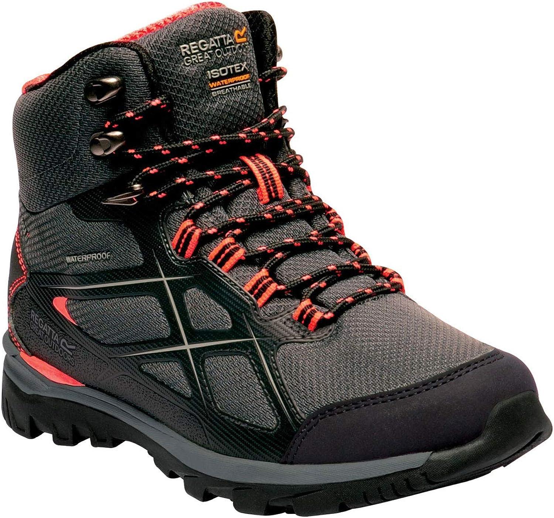 Regatta Homme Kota Imperméable Chaussures De Marche Randonnée Outdoor Sports Trail Baskets