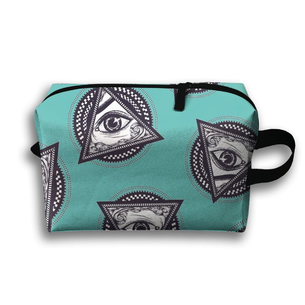 c058a59146 free shipping Eye Stylish Lightweight Cosmetic Organizers Hanging Travel  Organizers Bags