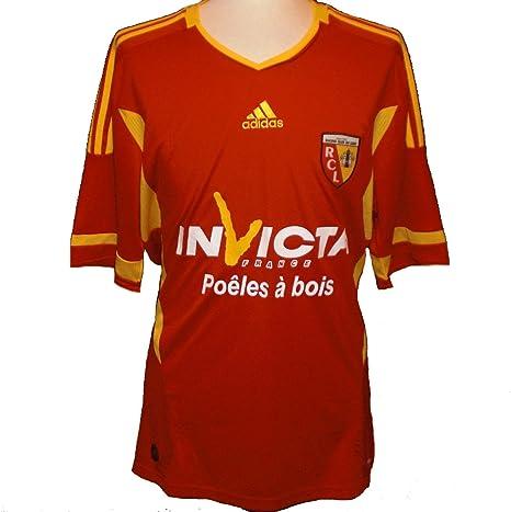 Racing Club Lens - Camiseta de Racing Club Lens (talla XL, temporada 2011/2012): Amazon.es: Electrónica