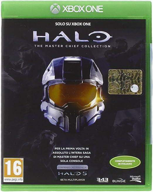 Halo Master Chef Collection Xbox One Amazon De Games
