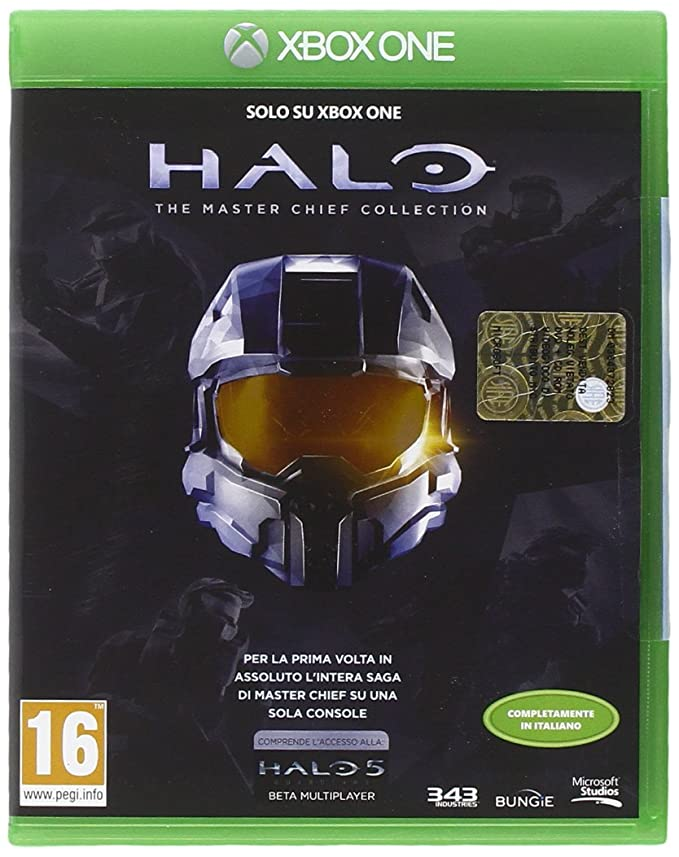 143 opinioni per Halo: The Master Chief Collection- Xbox One