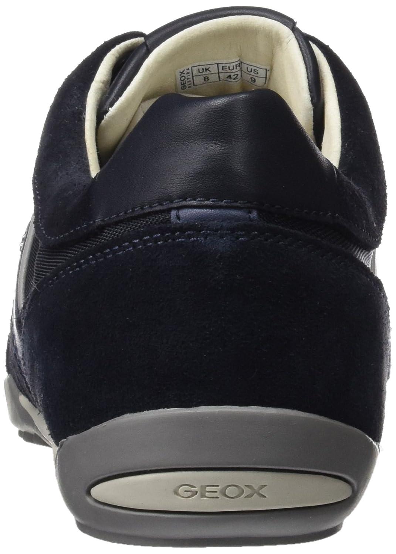 fbcf87e2 Geox U Wells C, Zapatillas para Hombre: Amazon.es: Zapatos y complementos