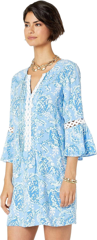 cc5e208e2c4 Lilly Pulitzer Women's Hollie Tunic Dress at Amazon Women's Clothing store: