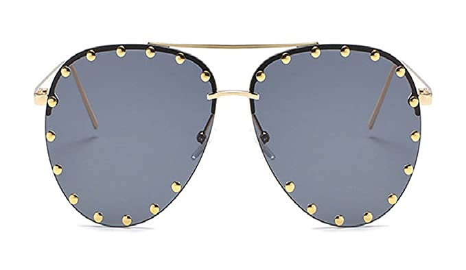 bfd39e2bf Fashion Gradient Sunglasses Women Summer Green Pink Lens Sun Glasses For  Women Men Sunglass UV400 Metal
