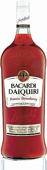 Bacardi – Frozen Daiquiri premix Fresa (1 x 1.5 L)