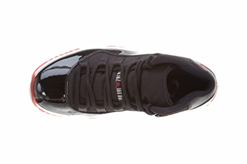 5fe4309f7a4975 Jordan Unisex Black Varsity Red-White Nike Air More Uptempo 9.5 m US  Buy  Online at Low Prices in India - Amazon.in