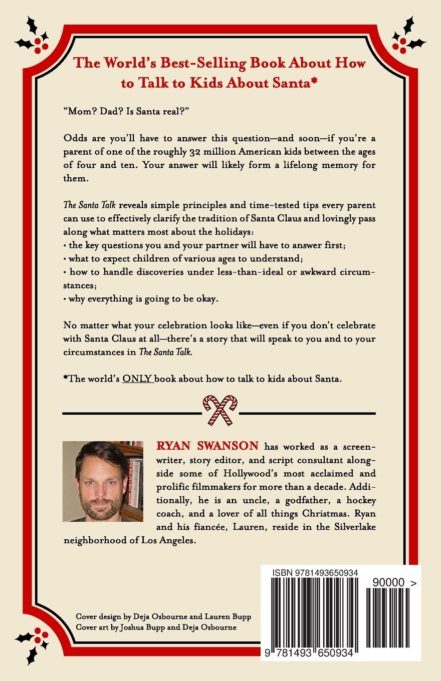 Ready to have the talk with your kids about Saint Nick? Here's how eight dads handled it.