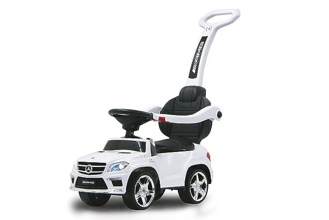 Bobby Car mit Licht - Rutscher mit Licht - Jamara Mercedes 4in1 Weiß