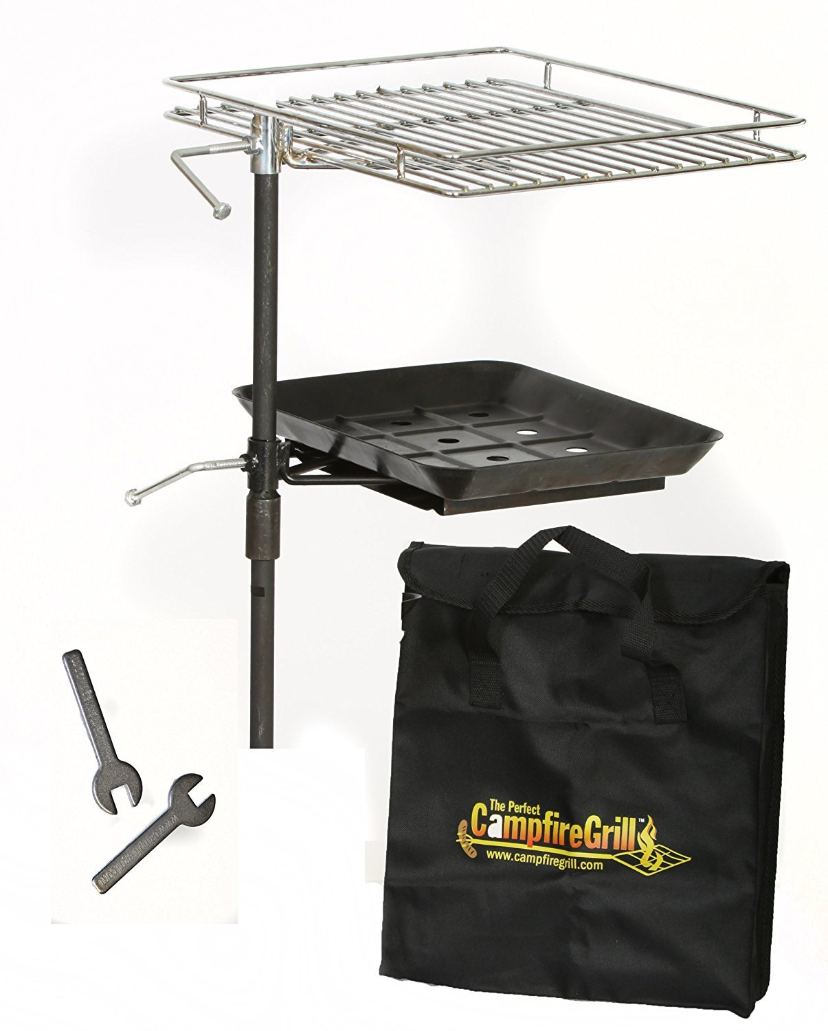 The Perfect CampfireGrill Rebel Grill, 10 Inches by 12 Inches [並行輸入品]   B011BH2KR6
