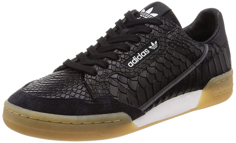 Noir (Negbás Carbon Gricin 0) adidas Continental 80, Chaussures de Fitness garçon 37 1 3 EU