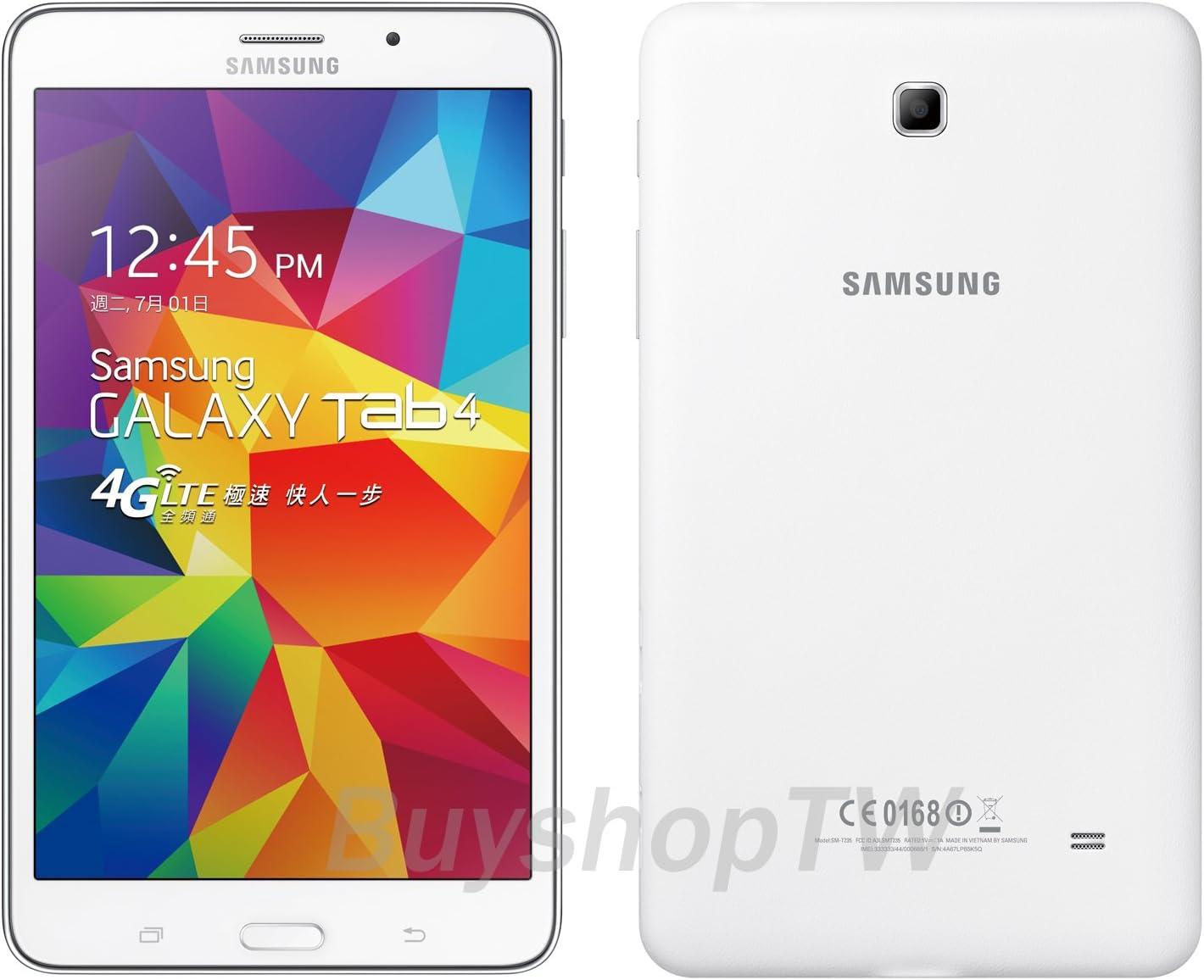 Amazon.com : New Samsung Galaxy Tab 4 8GB (Unlocked) 4G LTE ...