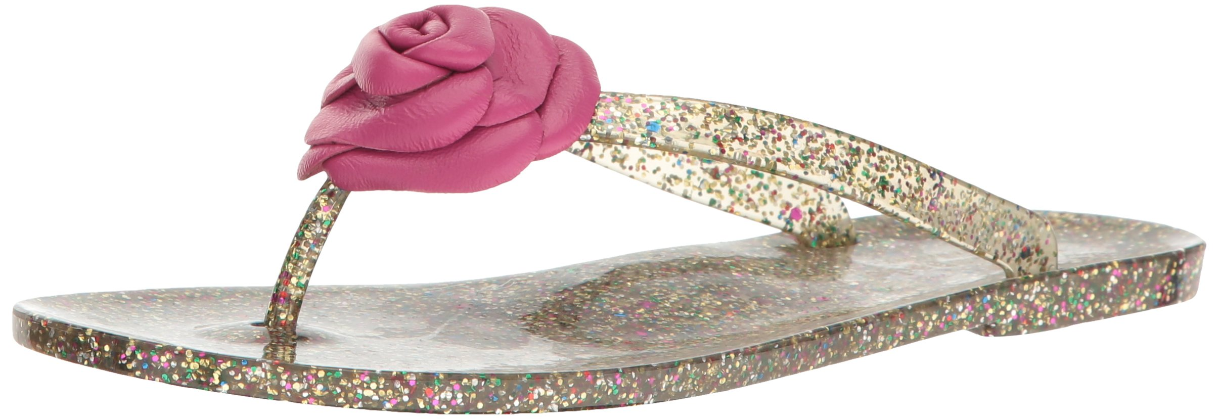 Kate Spade New York Women's Fayette Slide Sandal, Multi Glitter, 8 M US