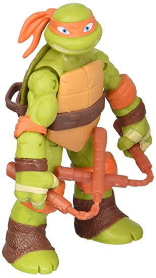 Teenage Mutant Ninja Turtles Michelangelo Action Figure ...