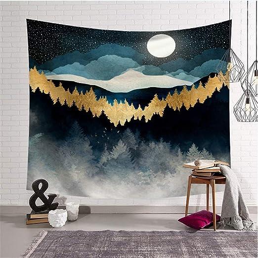 OTIAN Tapiz Macrame Wall Hanging Mandala Tapestry Traveling ...