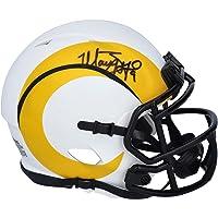 $199 » Matthew Stafford Los Angeles Rams Autographed Riddell Lunar Eclipse Alternate Speed Mini Helmet - Autographed NFL Mini…