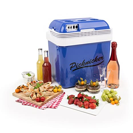 KLARSTEIN Big Picknicker Nevera pórtatil (24L Capacidad, Clase A++ ...