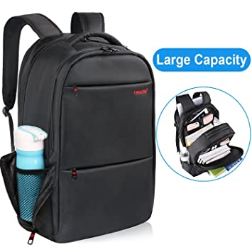Amazon.com: Kuprine Travel Lightweight Business Laptop Backpacks ...