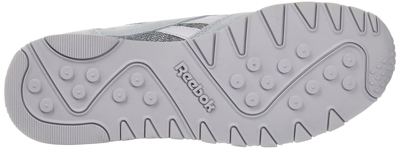 Reebok Damen CL Nylon Gymnastikschuhe Gry/Weiß/schwarz) Grau (Cozy-meteor Gry/Cloud Gry/Weiß/schwarz) Gymnastikschuhe 564c62
