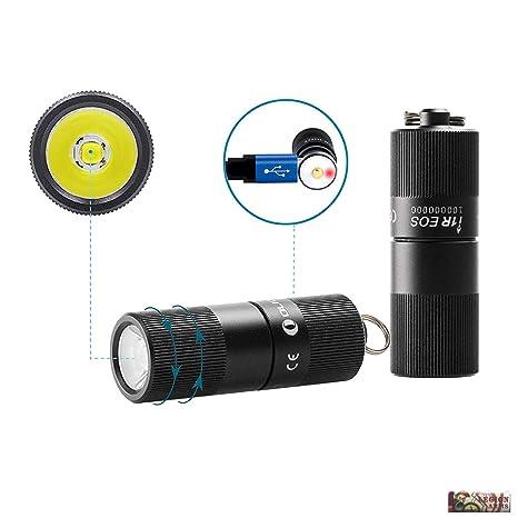 Amazon.com: Olight i1R EOS 130 Lumen Tiny Llavero LED ...