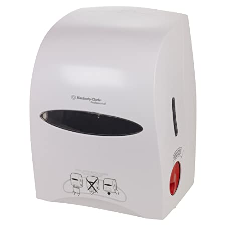 URBNLIVING Kimberly Clark - Dispensador de rollo de papel: Amazon.es: Hogar