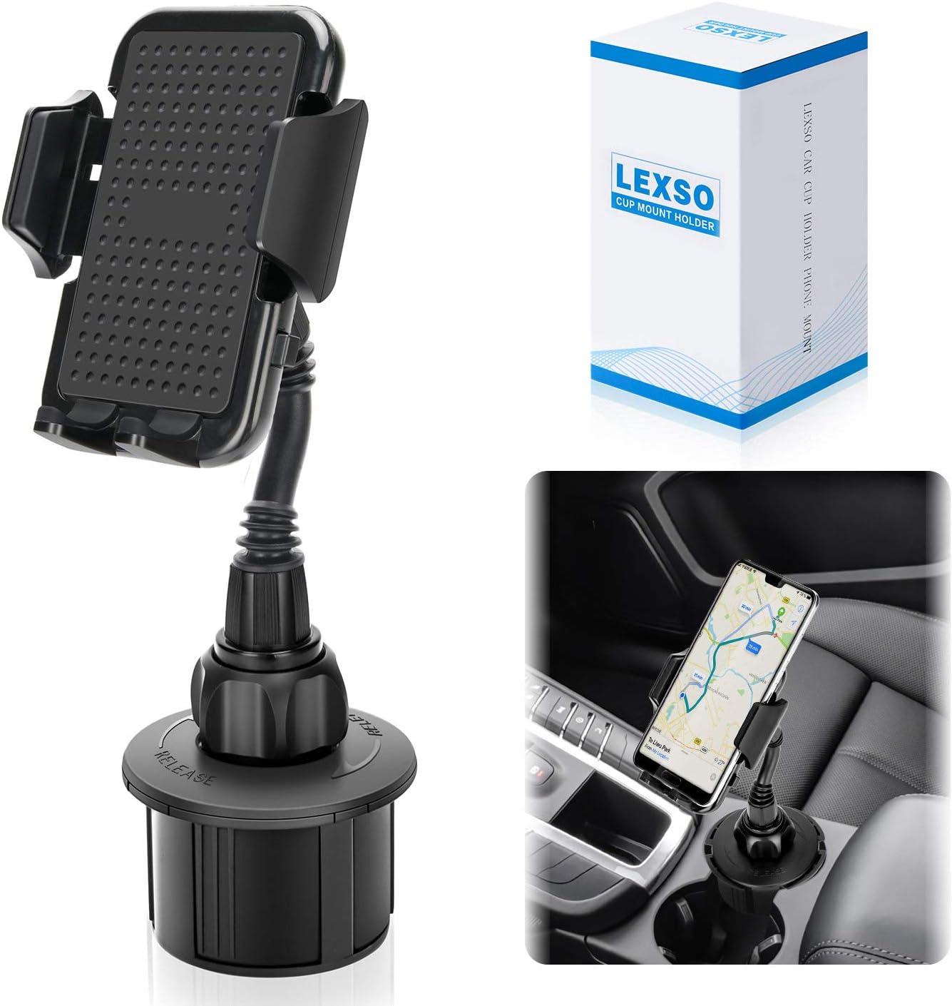 Lexso Handy Autohalterung Universal Für Elektronik