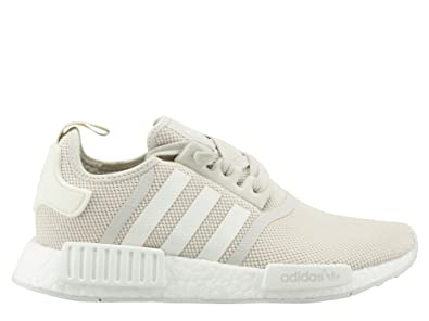 adidas originals nmd_r1 talc mesh trainers