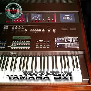 Yamaha DX-1 gran sonido Biblioteca y editores en CD ...