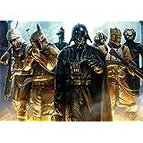 Buffalo Games Star Wars - Star Wars - He's All Yours, Bounty Hunter - 500 Piece Jigsaw Puzzle, Multi