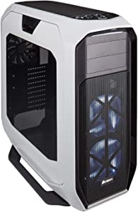 Corsair CC-9011059-WW Graphite Series 780T Full Tower PC Case - White