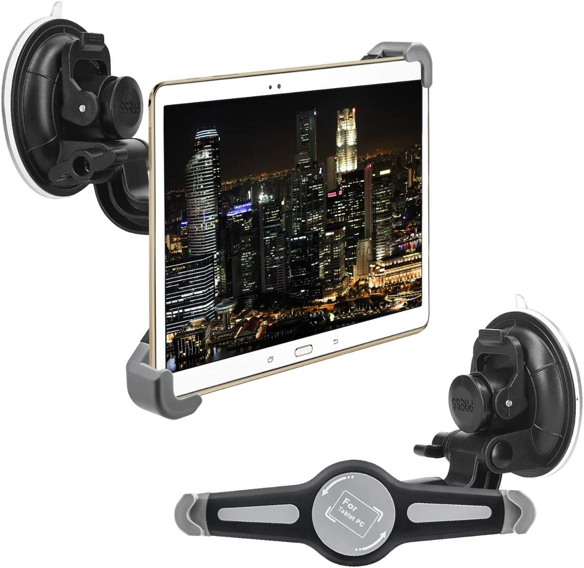 Kwmobile 10 Tablet Pc Kfz Scheiben Halterung Pkw Elektronik