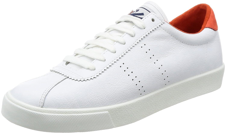 Superga 2843 Comfleau Schuhe  41 EU|917 - White-Red