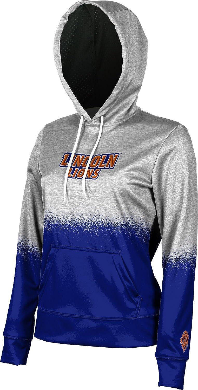 Girls Pullover Hoodie PA Lincoln University School Spirit Sweatshirt Spray Over