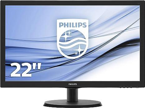 Philips 223V5LHSB/00 - Monitor de 21,5