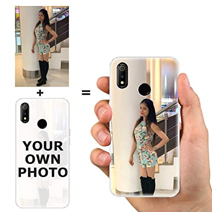 sports shoes 8e482 b518d Fashionury Customized Mobile Back Cover Personalized Your Own Photos &  Messages on Your Mobile case Back Cover for Gifts for All Smartphones