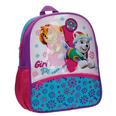 La Patrulla Canina 4782251 Girl Mochila Infantil, 9.8 litros, Color Rosa