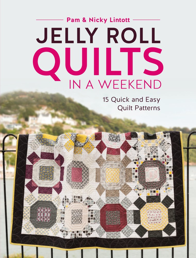 Jelly Roll Quilts in a Weekend: 15 Quick and Easy Quilt Patterns ... : weekend quilt - Adamdwight.com
