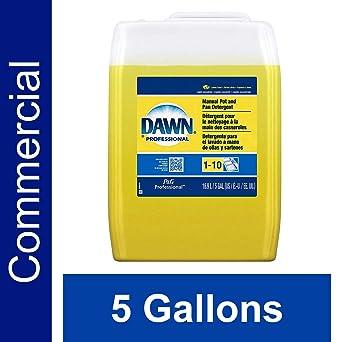 Dawn Professional - Desengrasante de jabón líquido para ollas ...