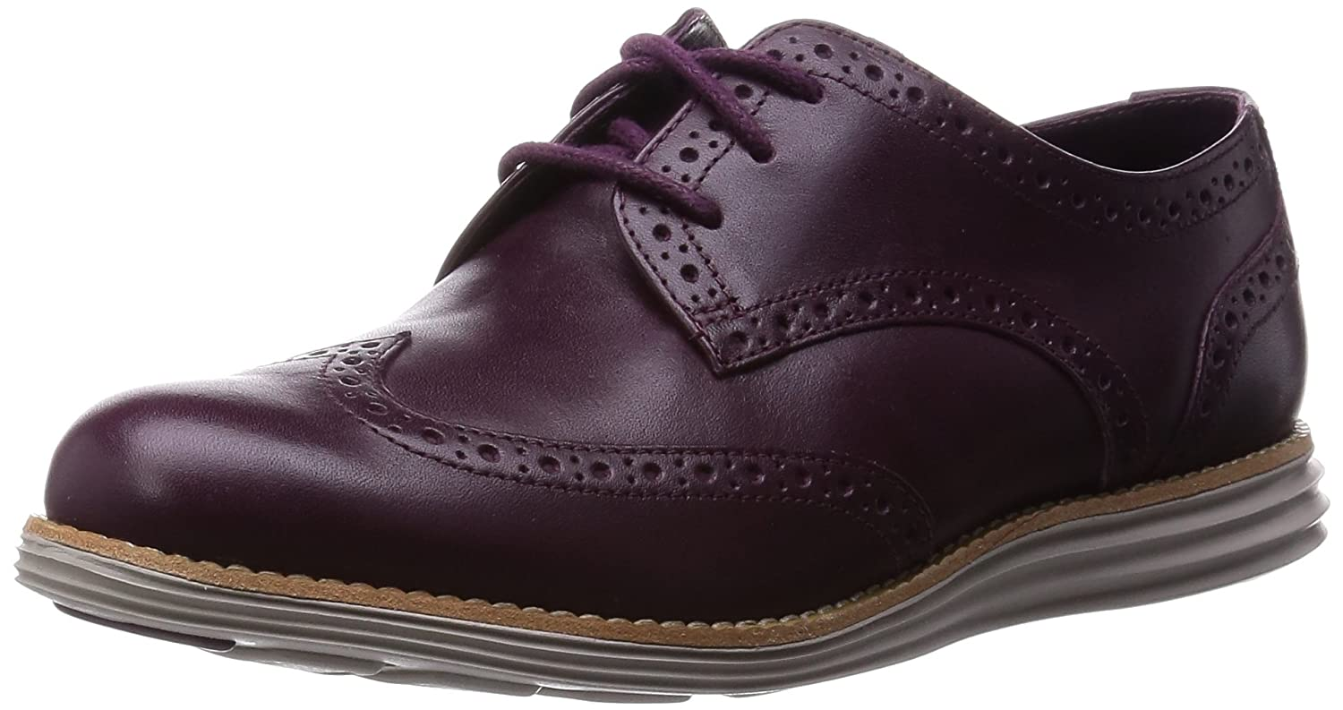 Cole Haan Women's Lunargrand Wing-Tip Oxford