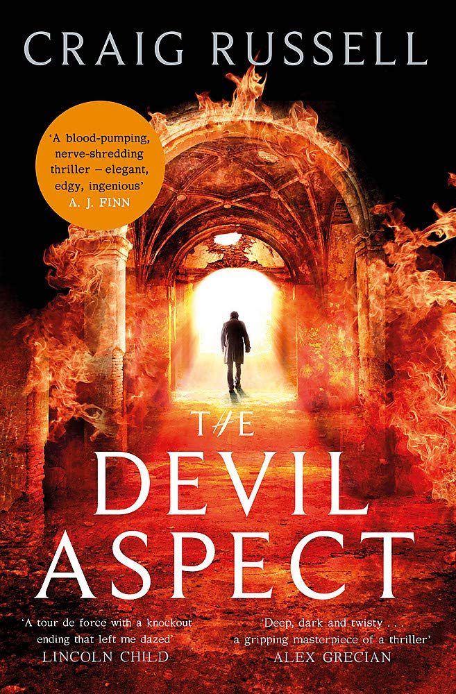 The Devil Aspect: 'A blood-pumping, nerve-shredding thriller':  Amazon.co.uk: Russell, Craig: 9781472128355: Books