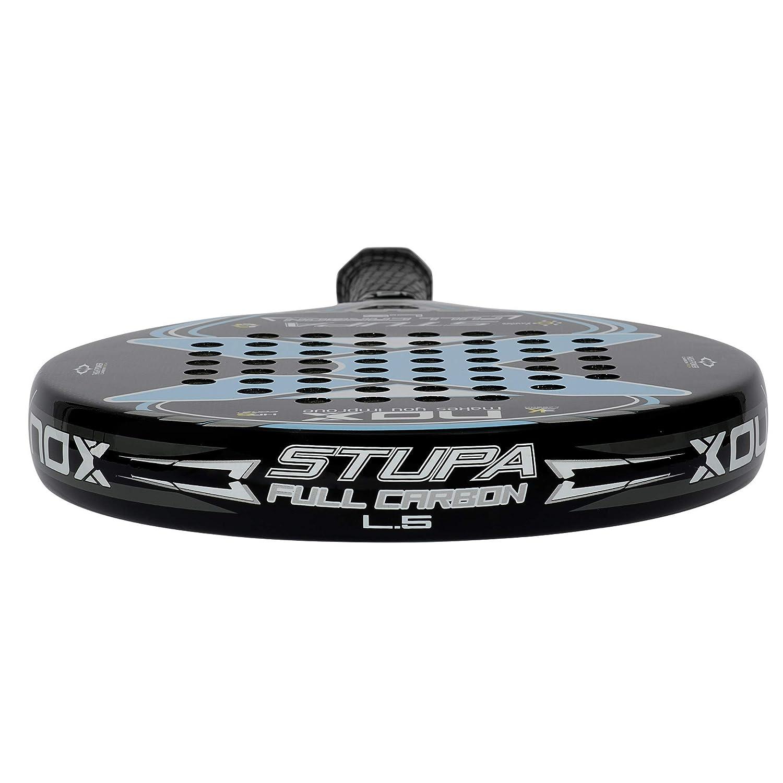 Nox Stupa Luxury Full Carbon Palas, Adultos Unisex, Negro, 375: Amazon.es: Deportes y aire libre