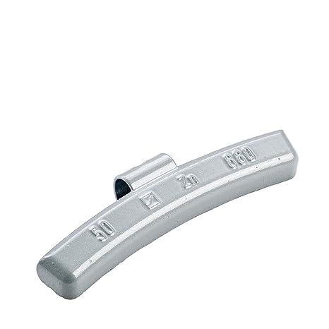Hofmann Power Weight Tipo660 5660-0500-001 Plata 50g 50x Contrapesos para equilibrado Tira