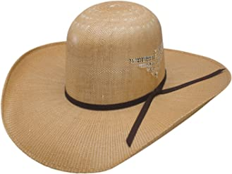58768ae133e Resistol 7X Wheat Whiskey Wild Man Straw Hat