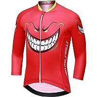 LJENFCI Camiseta Ciclismo para NiñOs NiñAs Ropa Secado RáPido para NiñOs Camiseta Bicicleta Ropa Ciclismo Camisetas MTB…