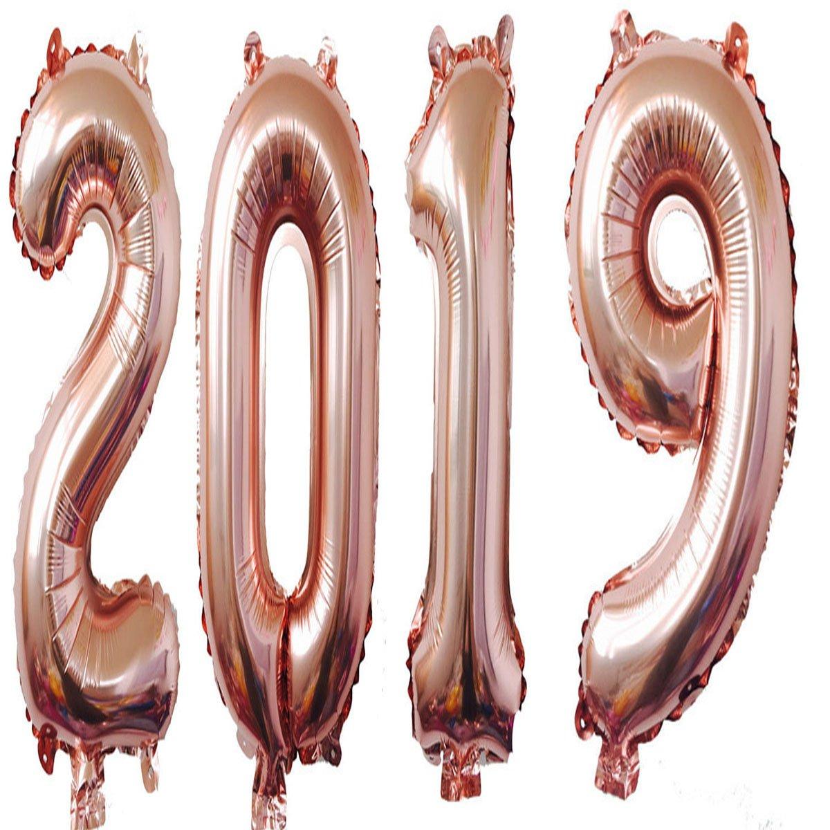 2019 Balloons 40 Inch Rose Giant Jumbo Helium Foil Mylar Balloons