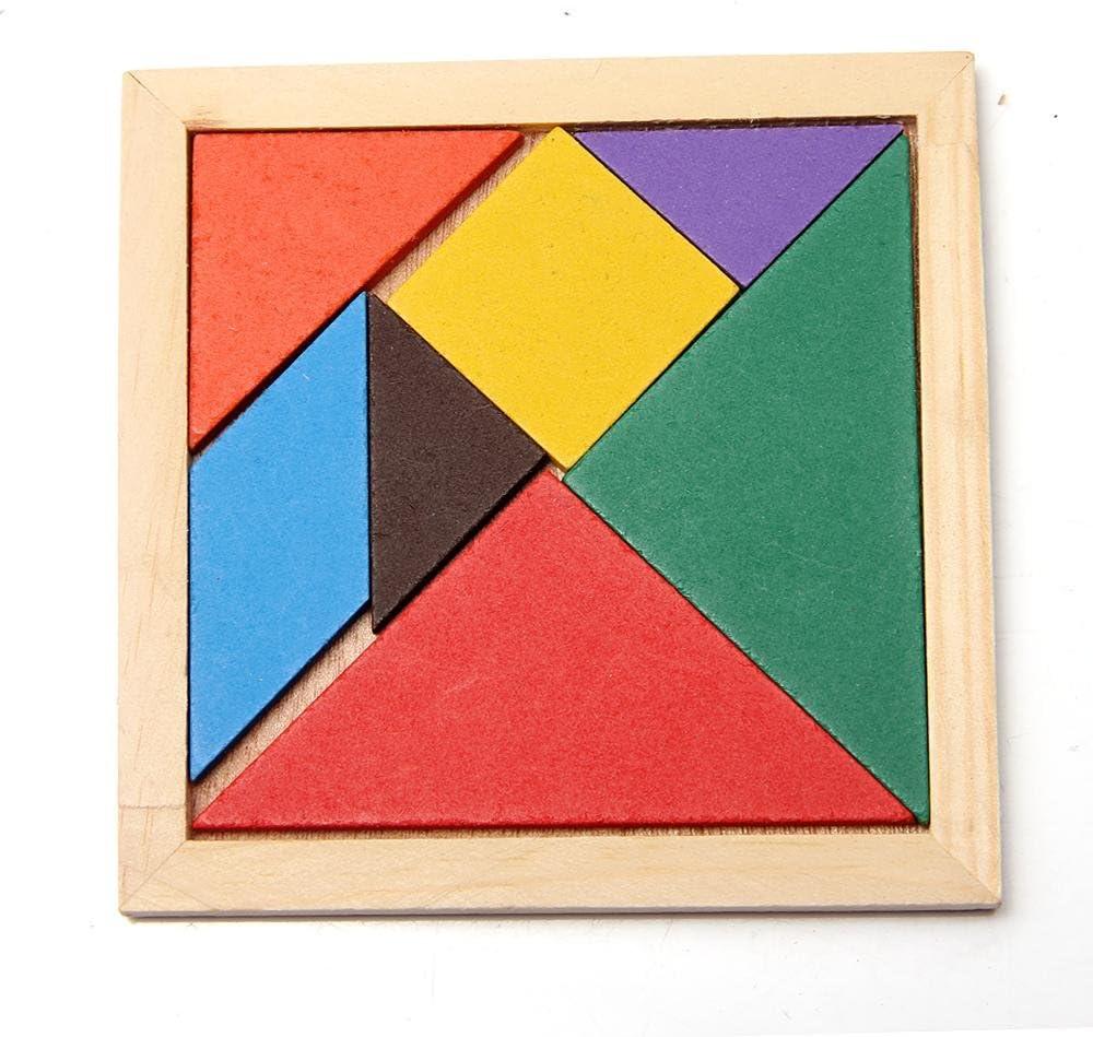fitTek/® Set Rompecabezas Puzzle Juguete Educativo para Beb/és Ni/ños Infantil