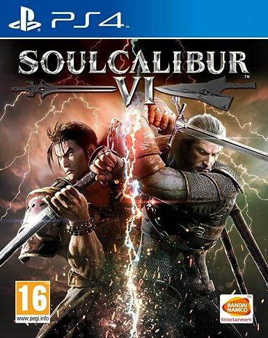 SoulCalibur VI - PlayStation 4 [Importación francesa]: Amazon.es: Videojuegos