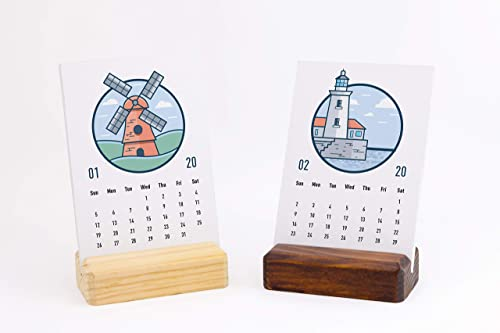 Amazon.com: City Skyline Calendar 2020, Travel Gift Ideas, 2020
